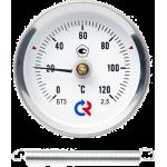Термометры общетехнические с пружиной