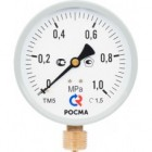 Манометр ТМ-510 0-1 МПа 1 кг/см^2