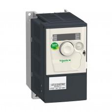 Частотный преобразователь ATV312 0,75кВт 220В 1Ф ATV312H075M2