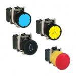 Кнопки и светосигнальные индикаторы