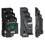 Интерфейсные реле Промежуточные реле Миниатюрные реле Schneider Electric