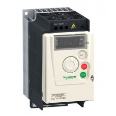 Преобразователь частоты ATV12 0,75кВт 220В 1Ф ATV12H075M2