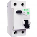 Дифференциальные автоматические выключатели Easy9