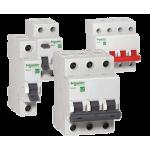 Выключатели автоматические серии EASY 9 Schneider Electric