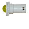 Светосигнальная арматура СКЛ-11 220В Желтый