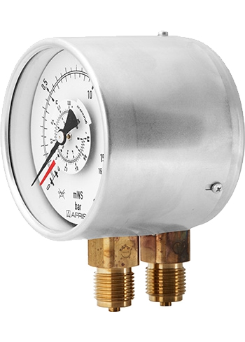 Манометры для измерения дифференциального давления